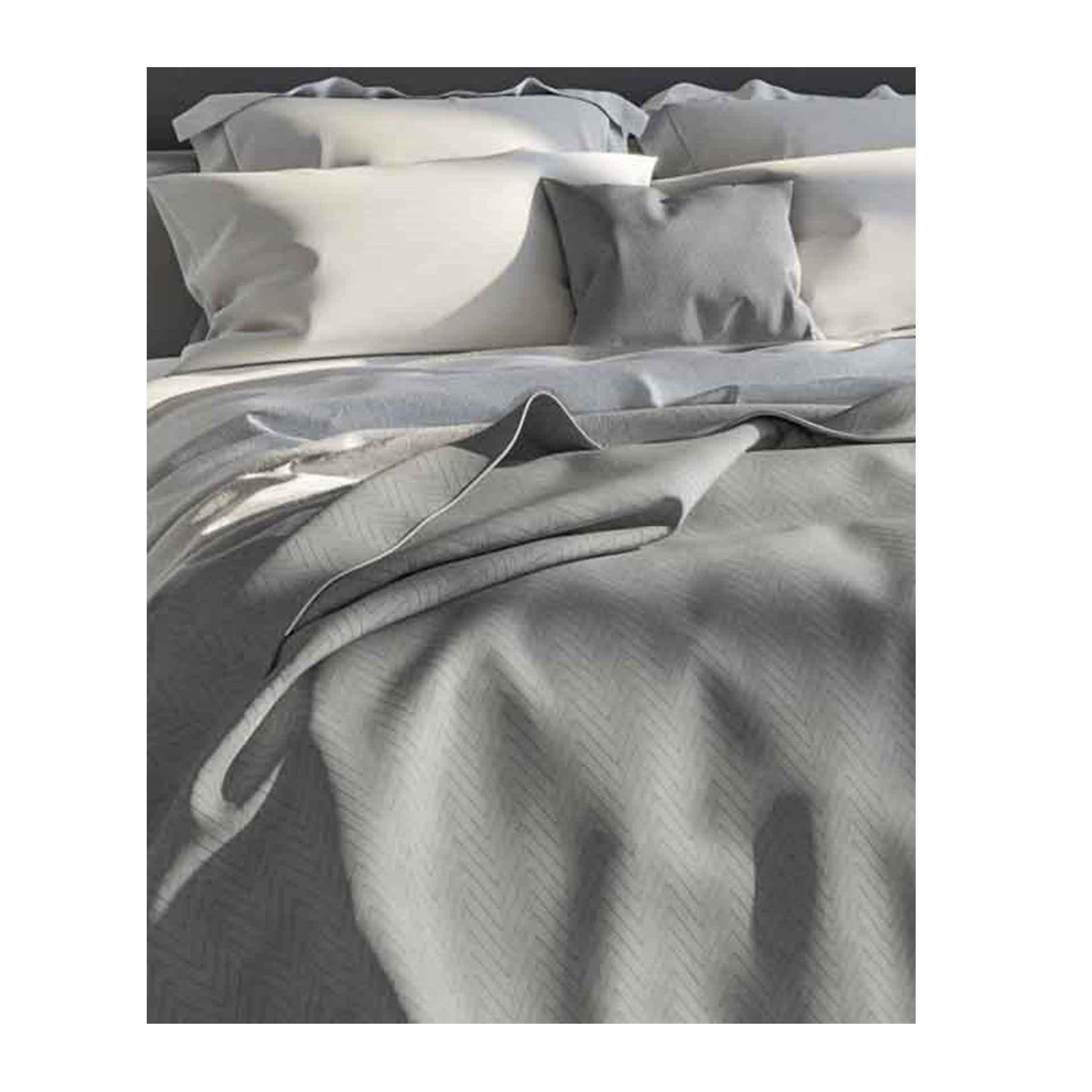 Heckettlane - Valdez Bedsprei Grey