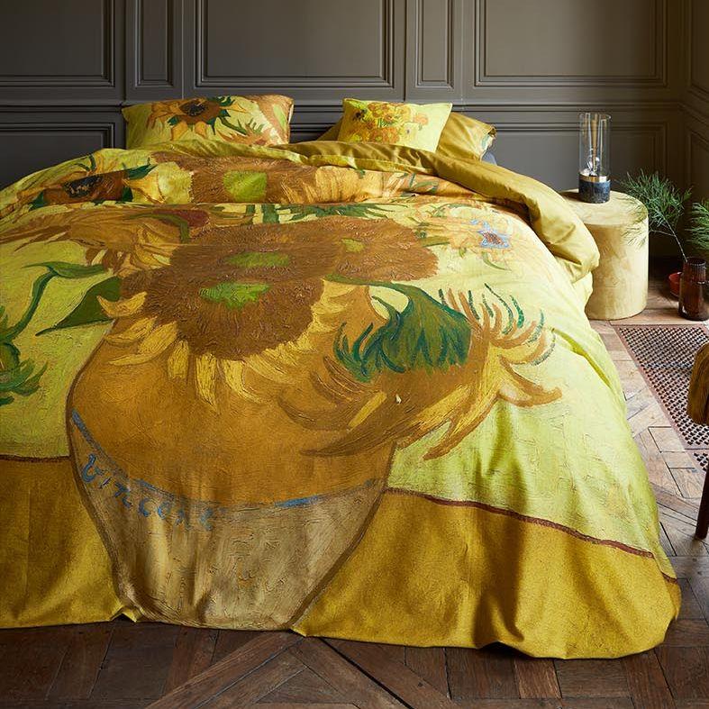 Beddinghouse x van Gogh Museum - Tournesol Geel