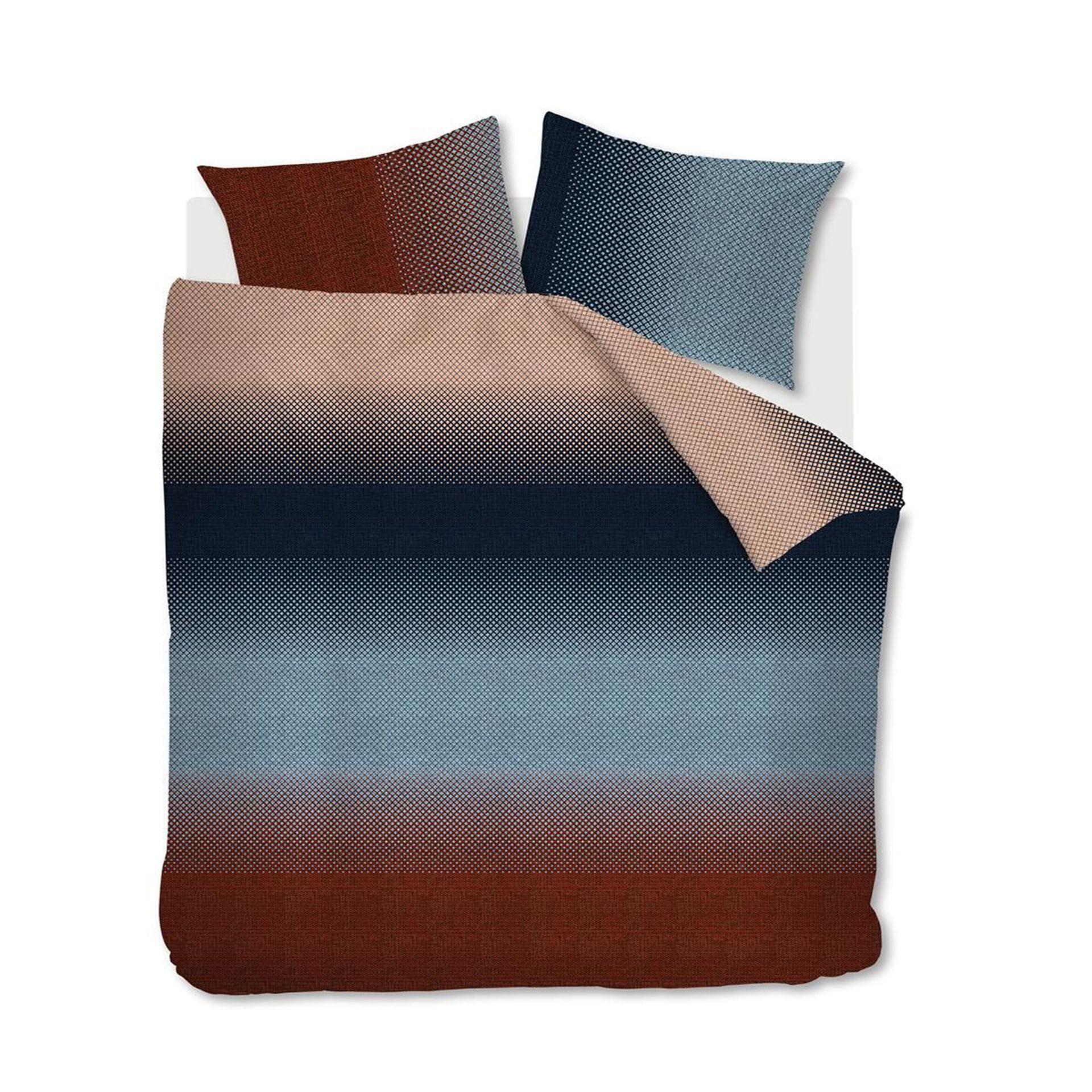 Beddinghouse - Duco Blue dekbedovertrek