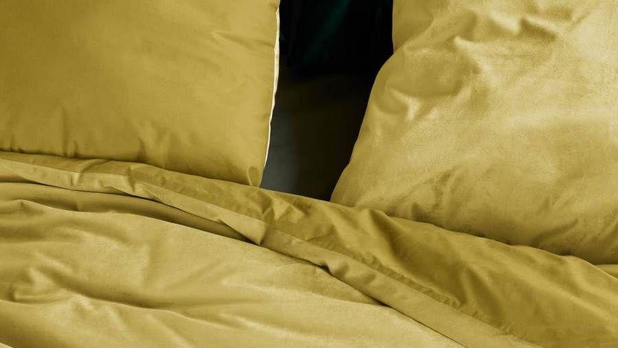Beddinghouse - Tender ochre dekbedovertrek