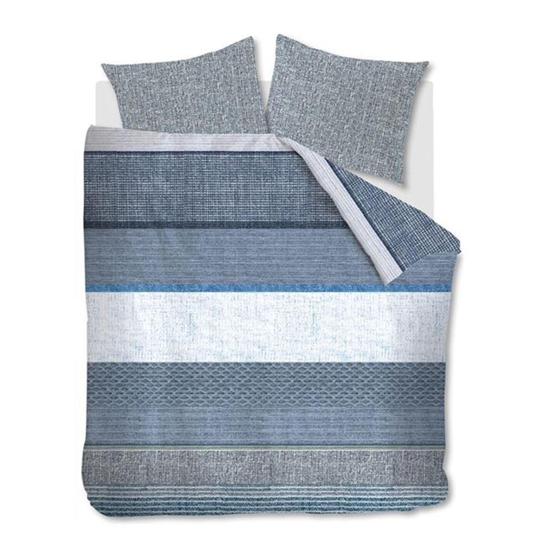 Beddinghouse - Bodhi blue dekbedovertrek