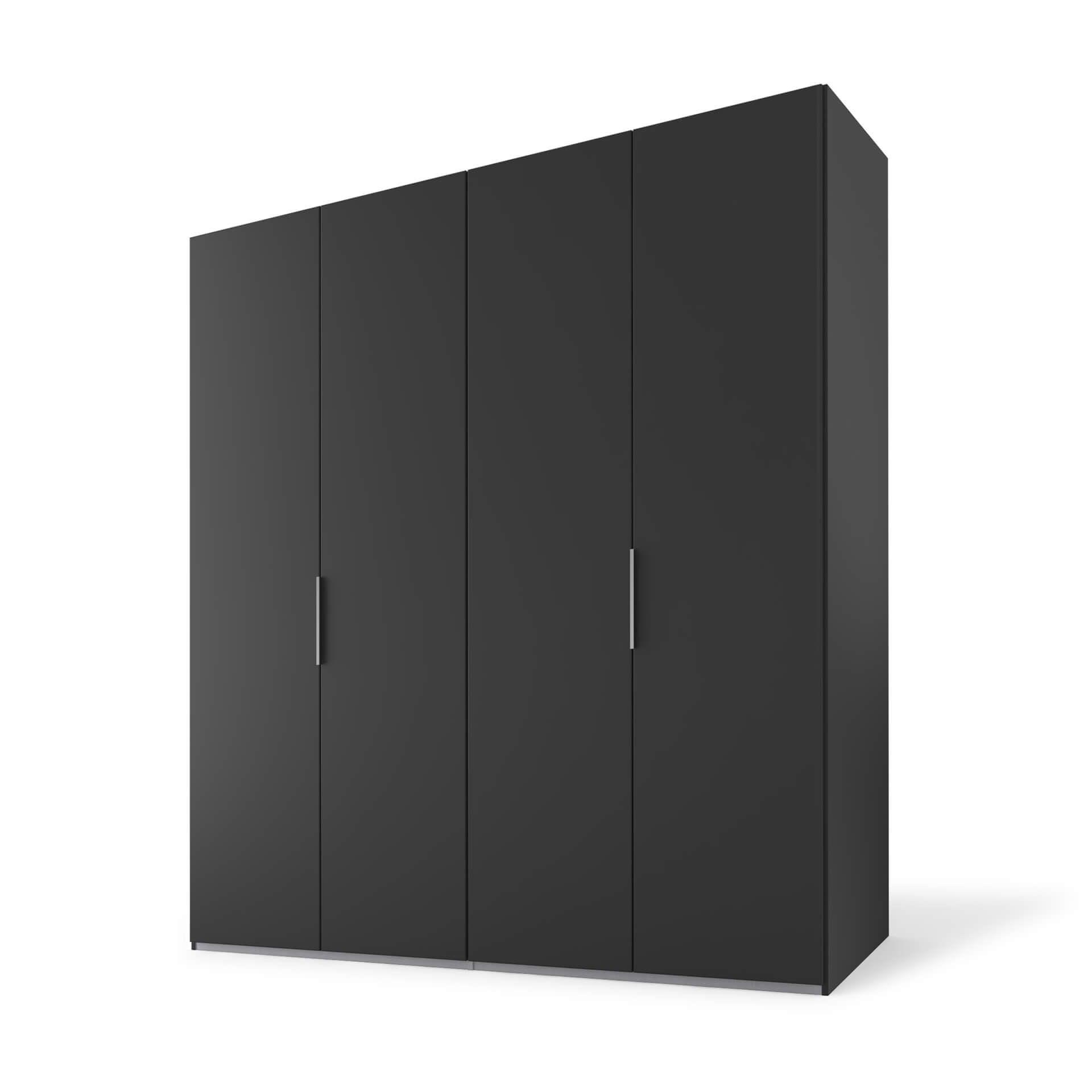 Nolte swift Draaideurkast - 4 deurs Basalt