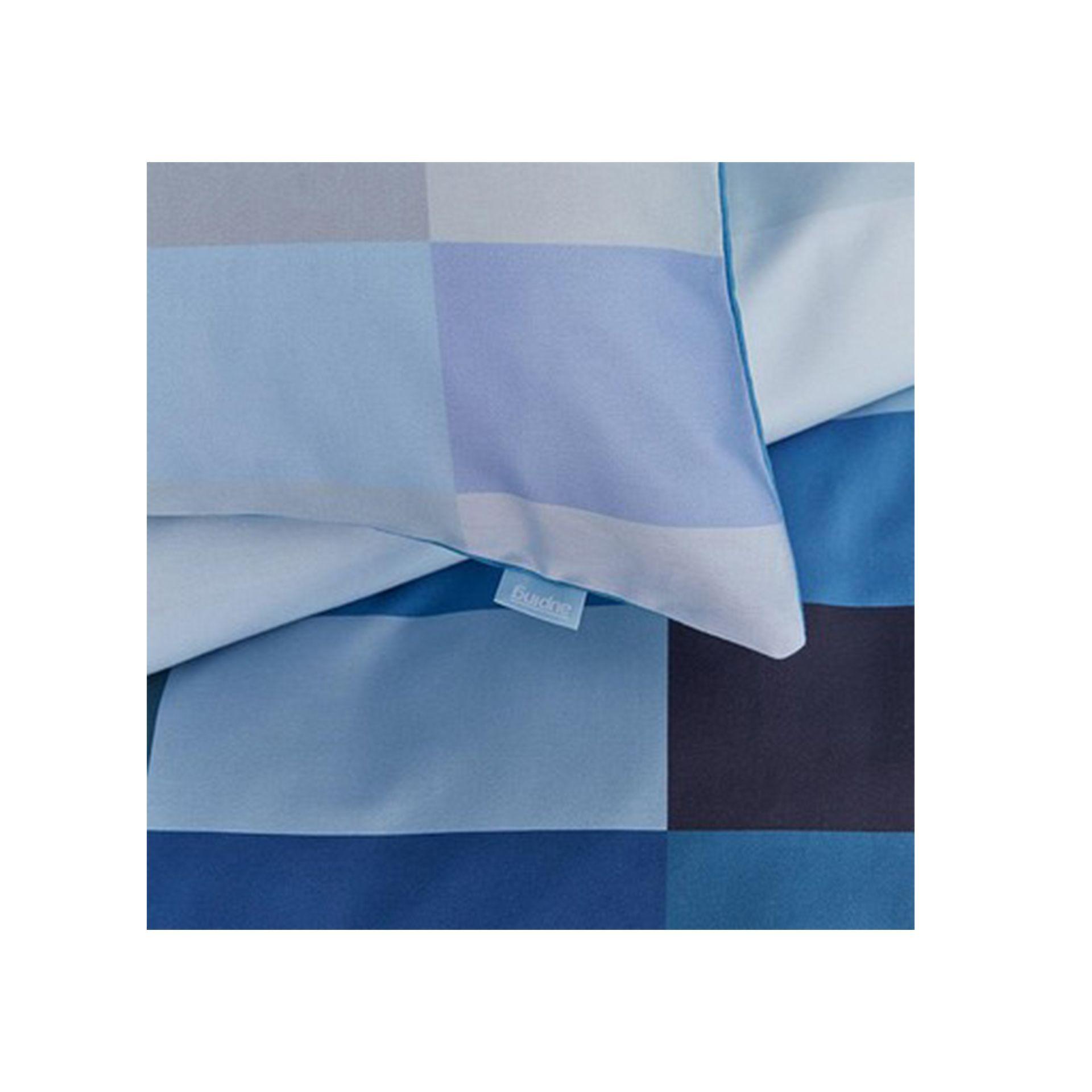 Auping - Masonry blue dekbedovertrek