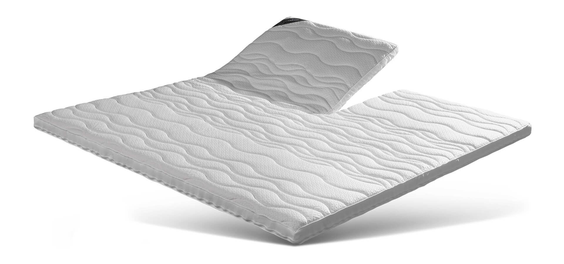 Caresse Splittopper - Gel Foam 9cm - 750