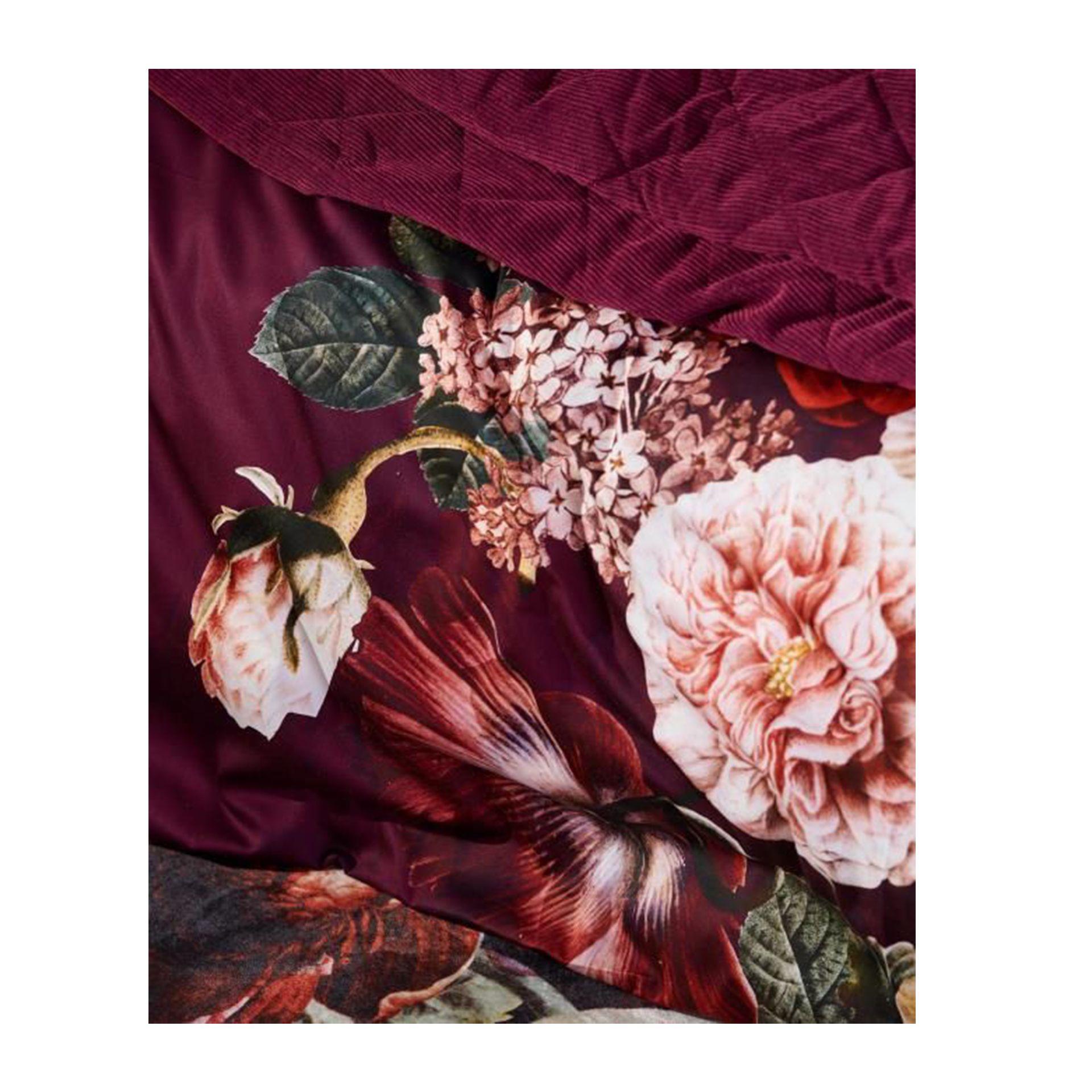 Essenza Anneclaire - Dekbedovertrek - Cherry