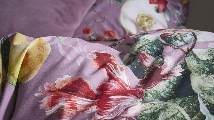 Essenza Mary - Dekbedovertrek - Lilac