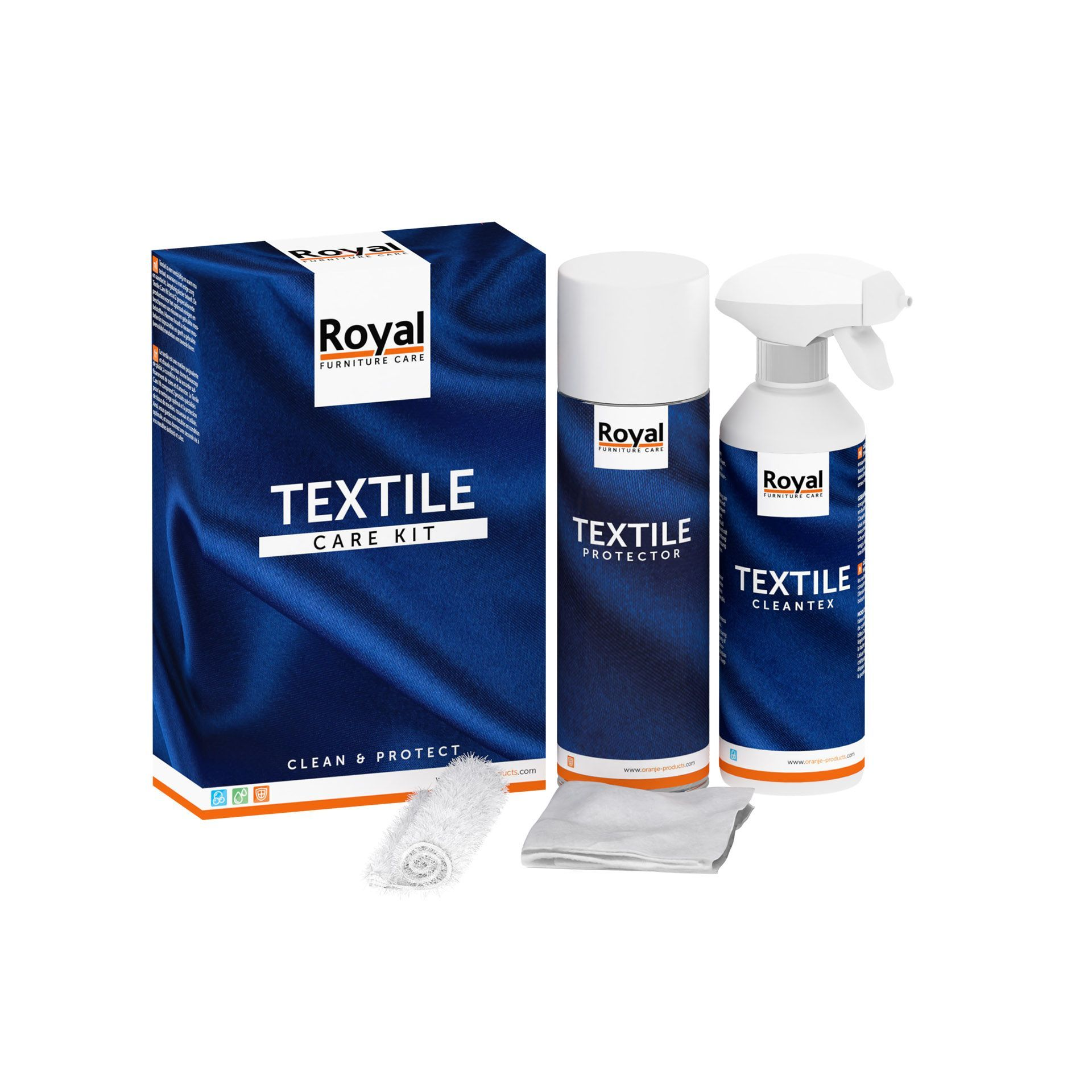 Textile Care Kit - Clean & Protect