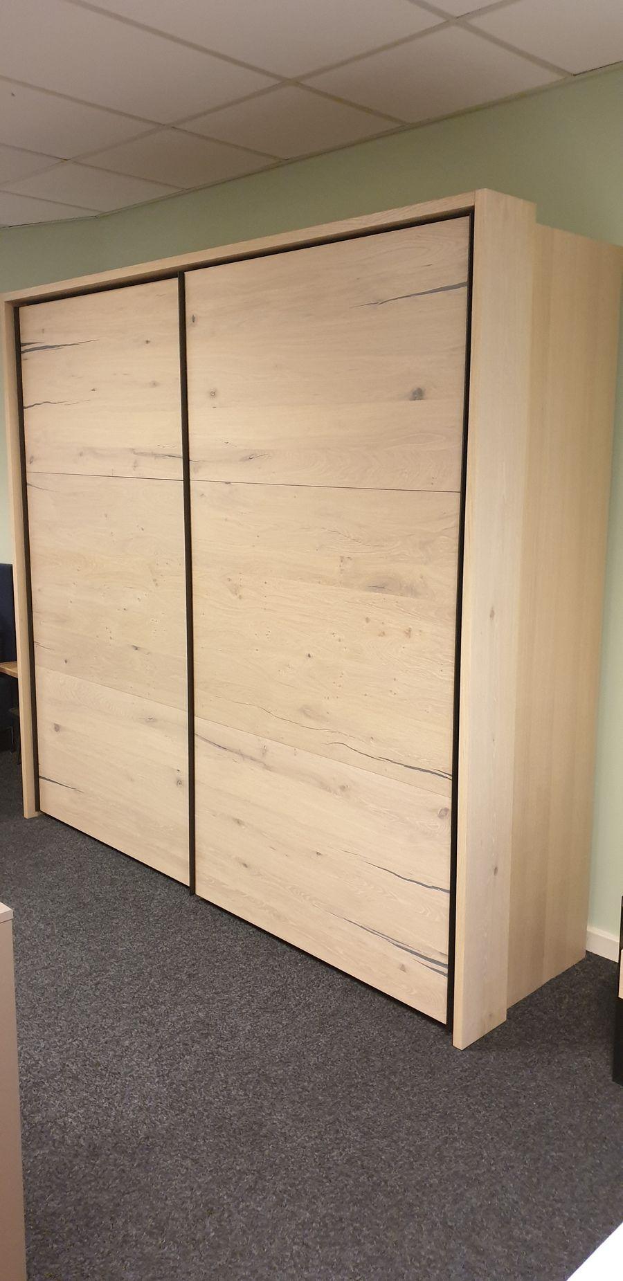 Madison 2-deurs Schuifdeurkast - Showroommodel