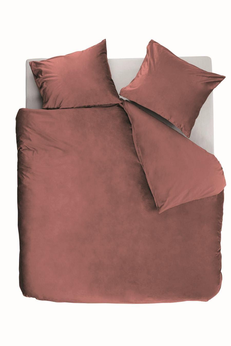 Beddinghouse - Tender dark pink dekbedovertrek