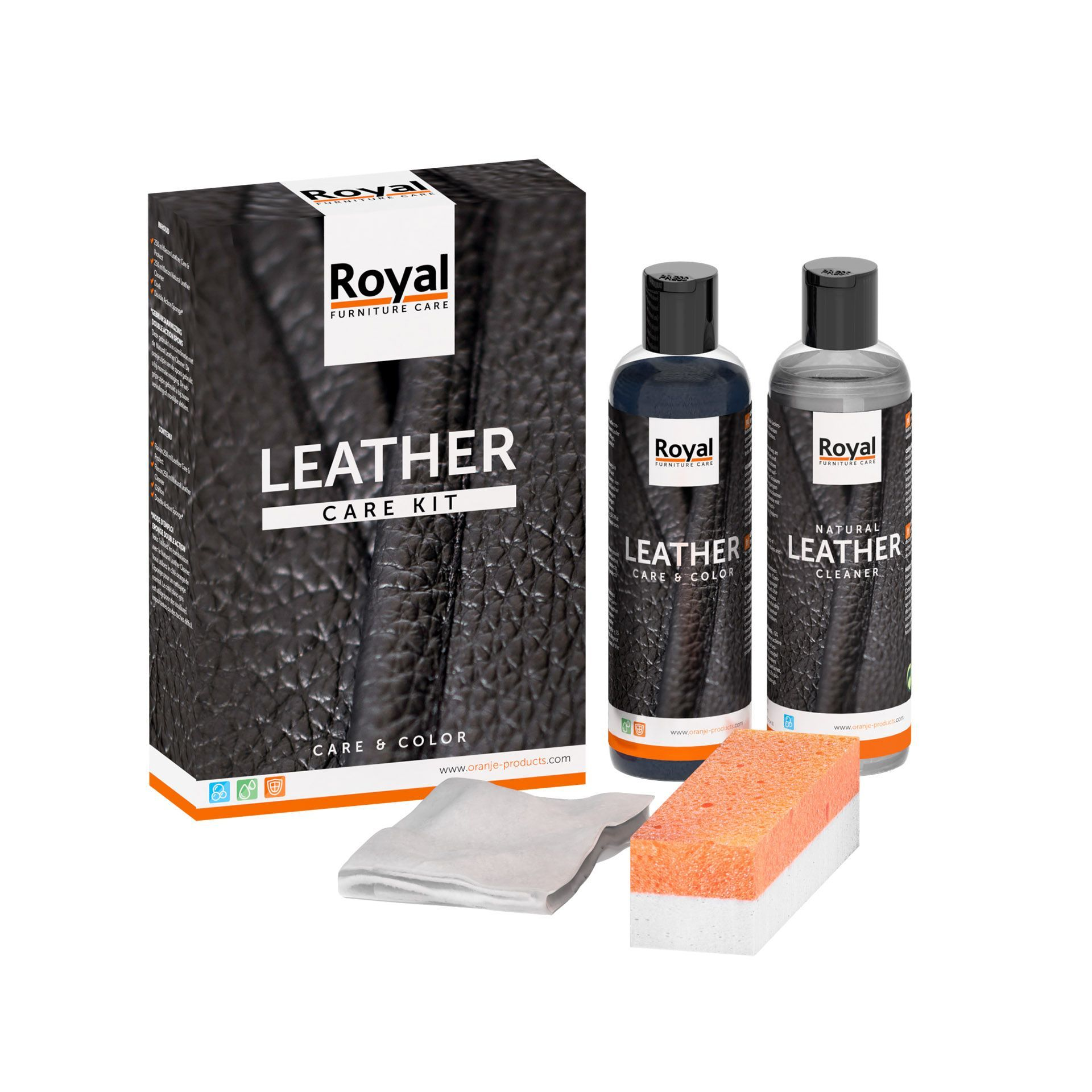 Leather Care Kit - Care & Protect