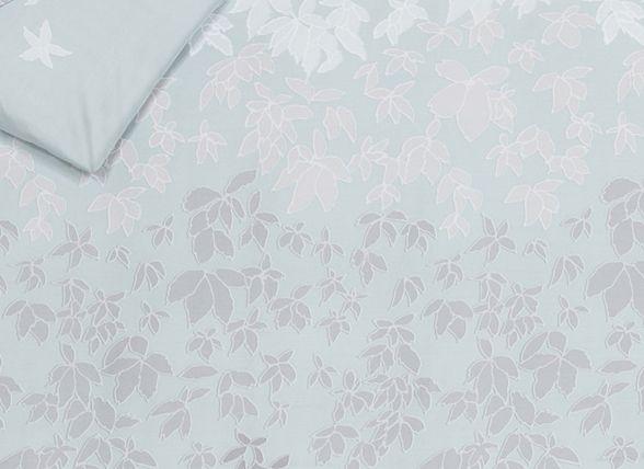 Vandyck - Pearl light celadon dekbedovertrek