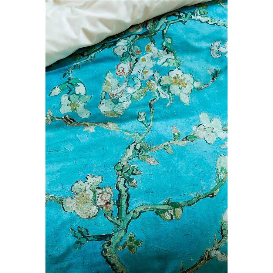 Beddinghouse van Gogh - Almond Blossom Blue