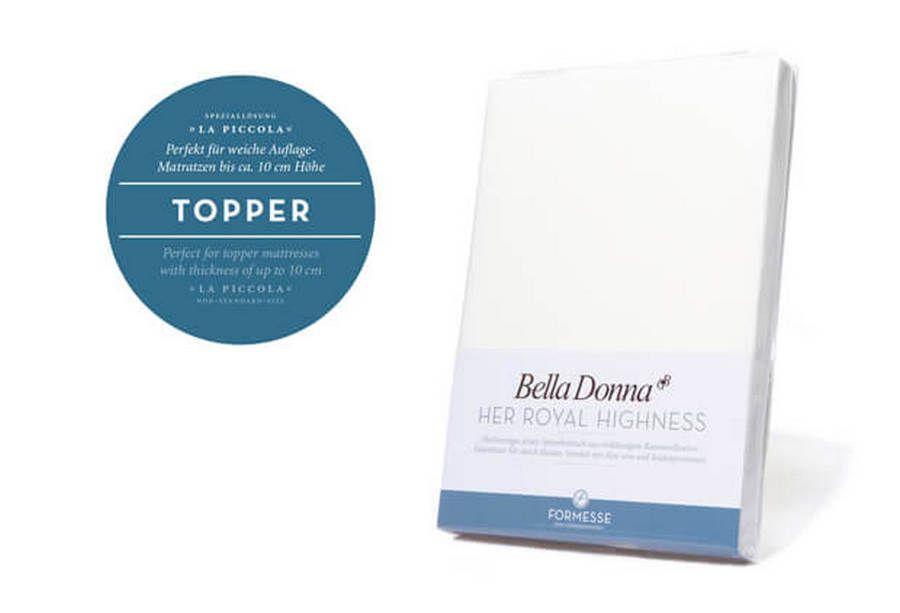Bella Donna Piccola Topper Hoeslaken