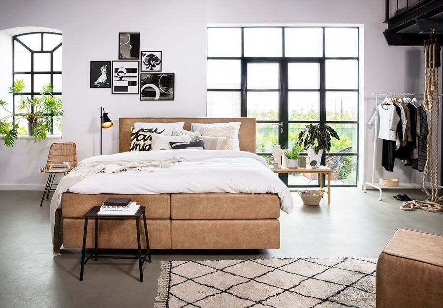 HML Bedding Ouverture Assai Boxspring