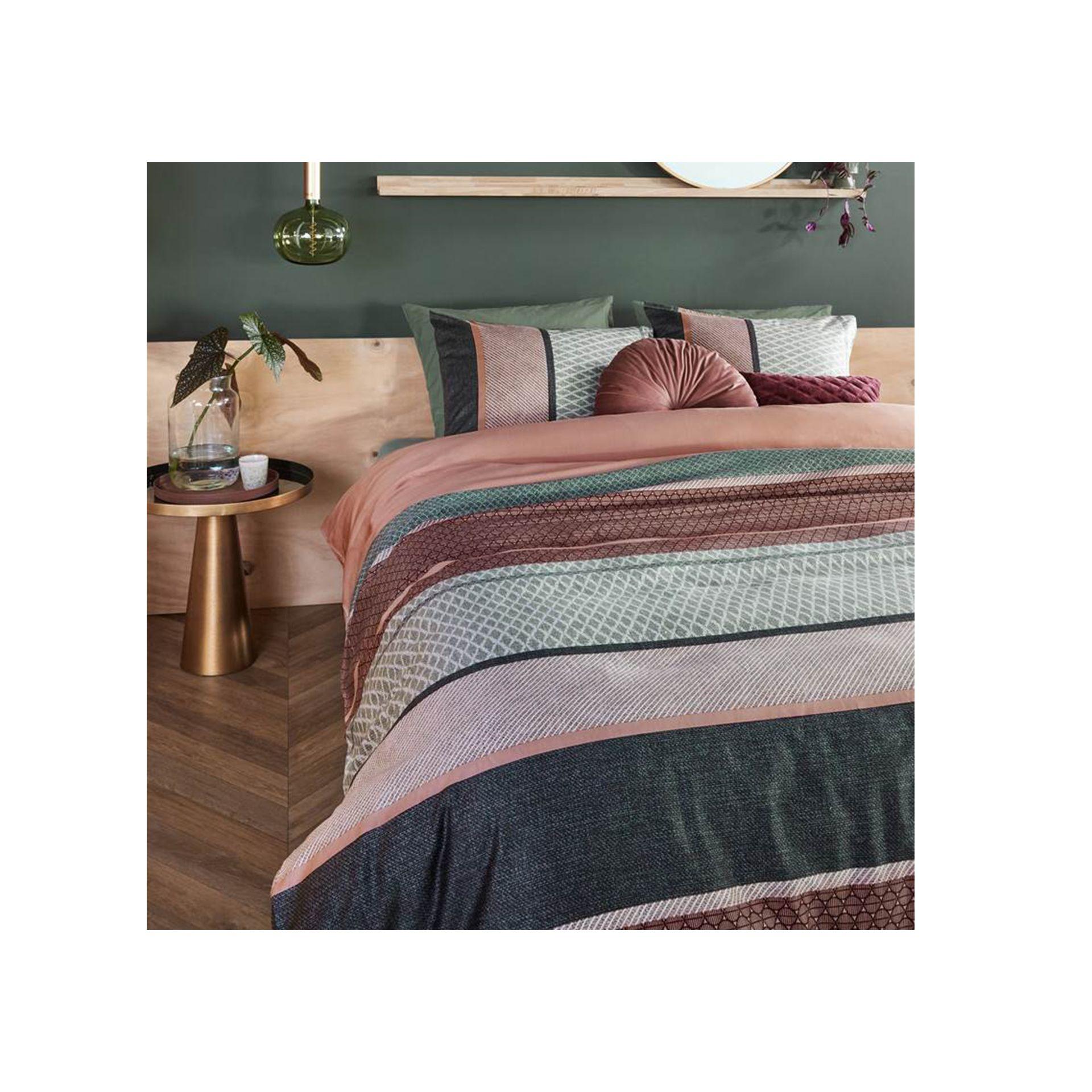 Beddinghouse - Lian green dekbedovertrek