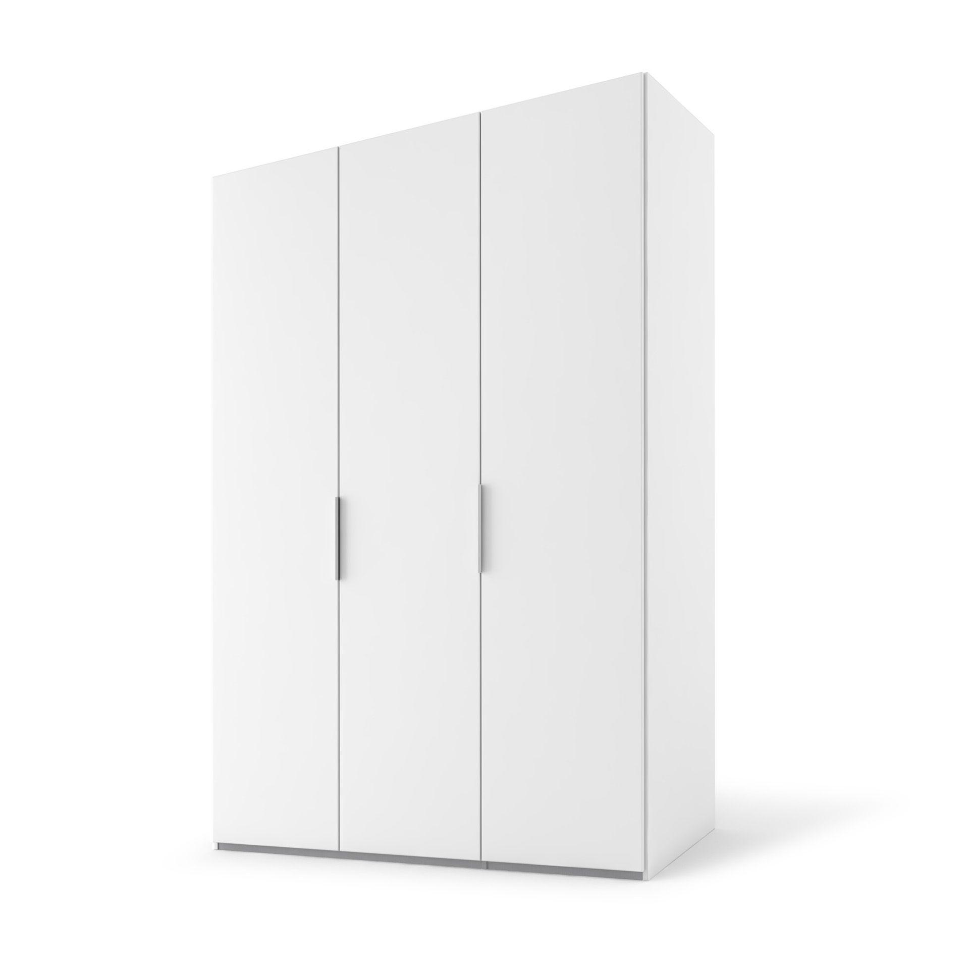 Nolte swift Draaideurkast - 3 deurs Poolwit