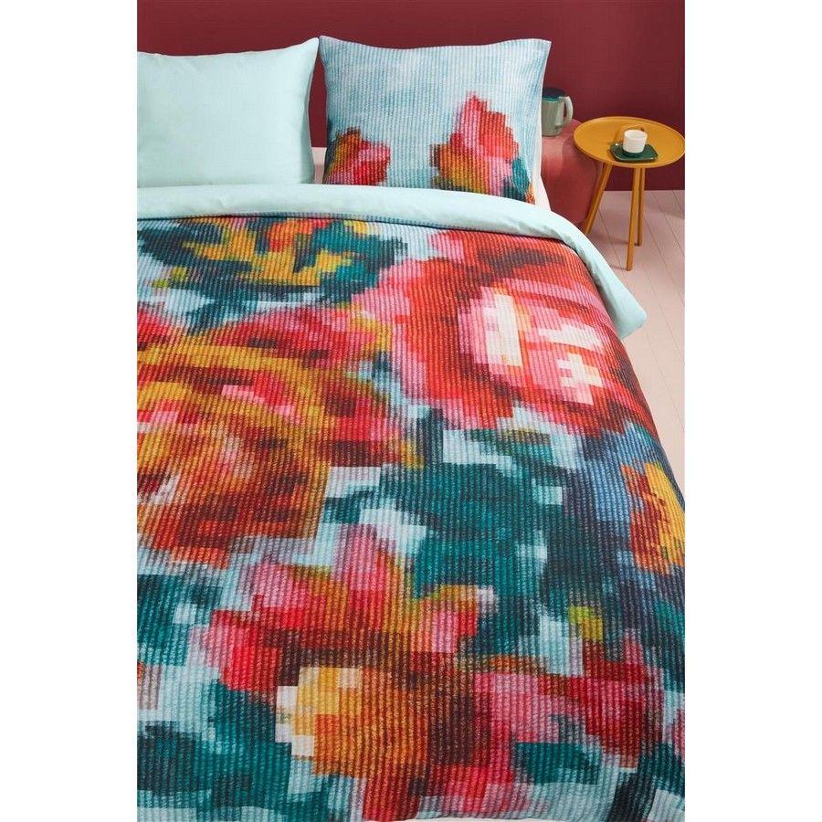 Oilily - Floral Mosaic multi dekbedovertrek