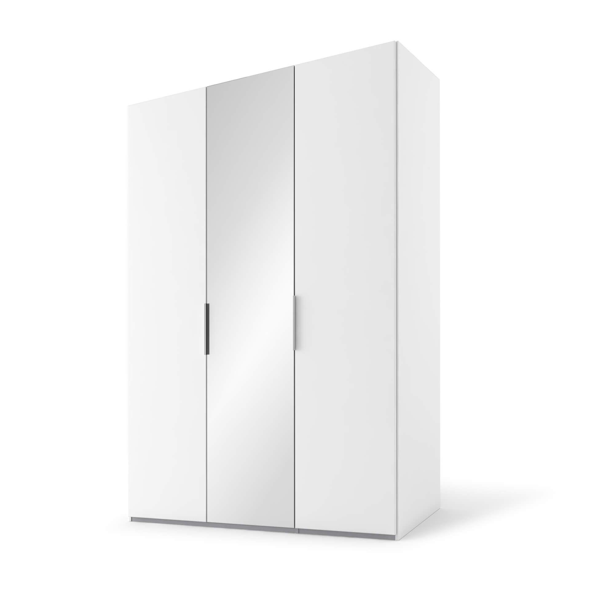 Nolte swift Draaideurkast - 3 deurs Poolwit met sp
