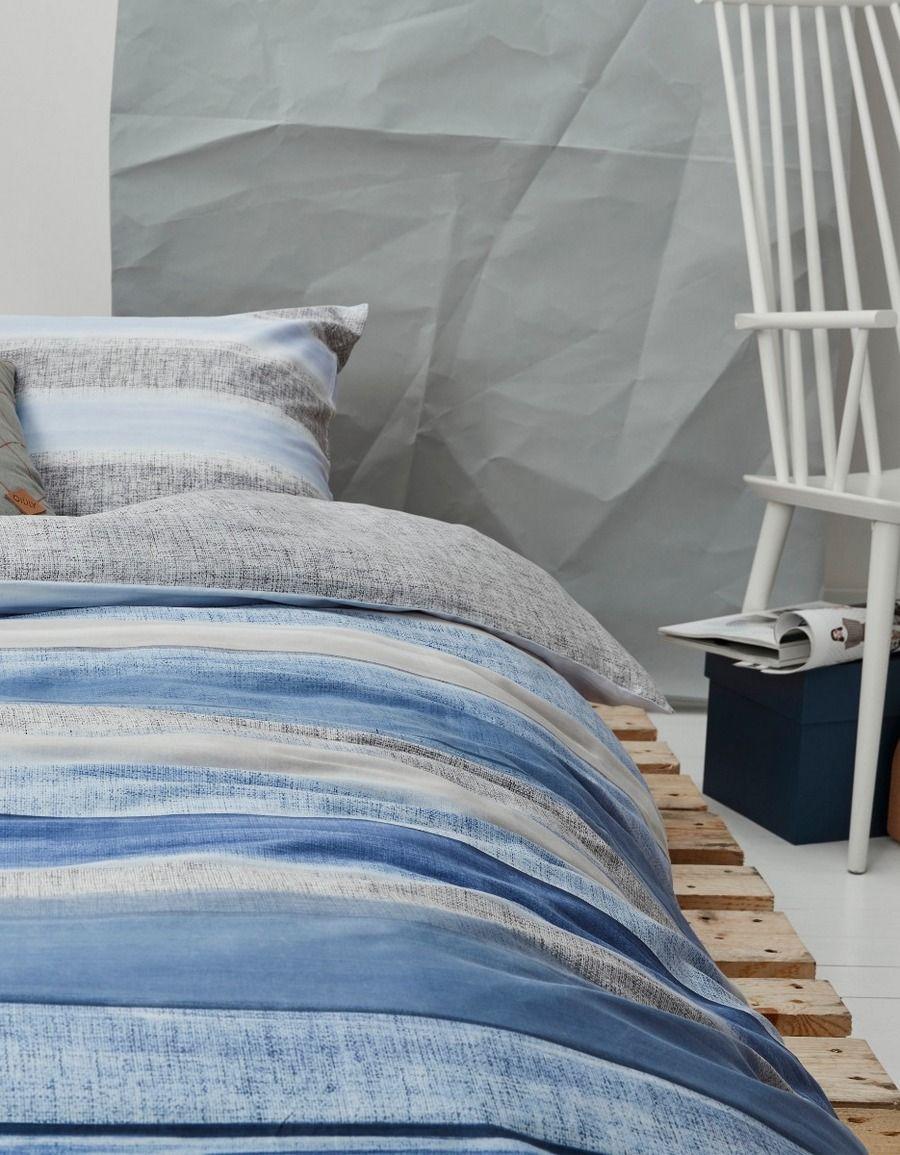 Oilily - sunburst blue dekbedovertrek
