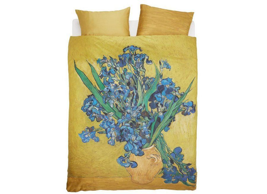 Beddinghouse x van Gogh Museum Irises - Yellow