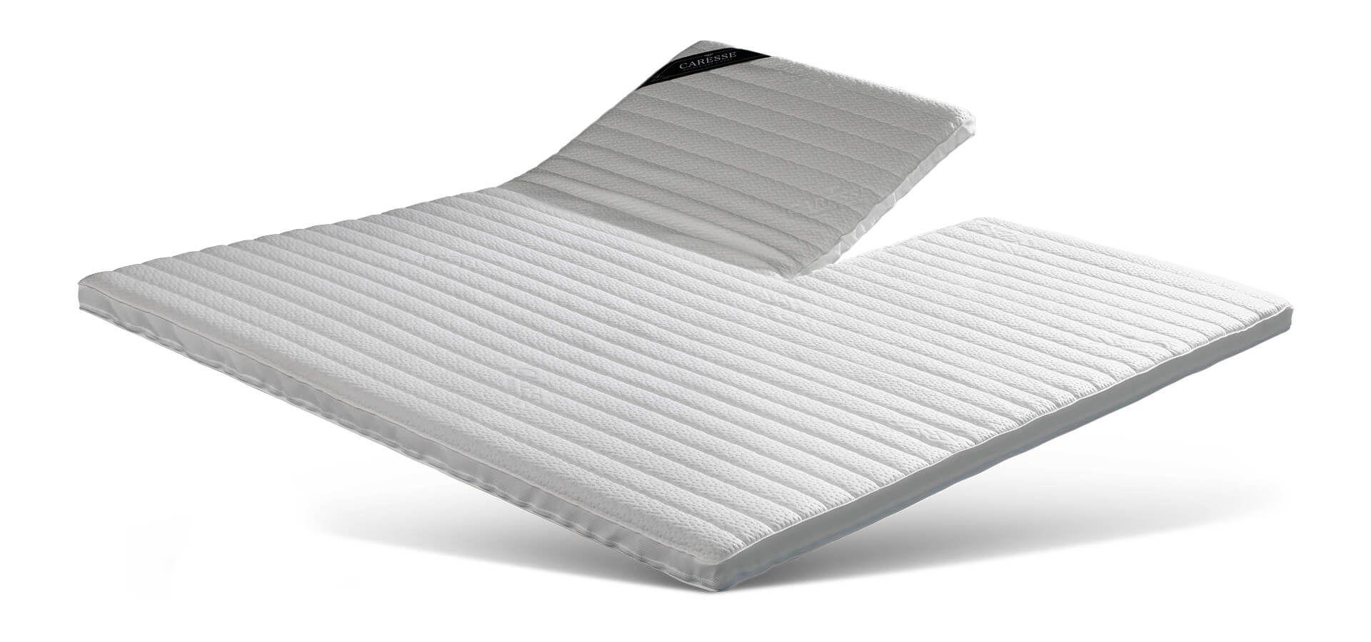 Caresse Topper - Comfortschuim 6cm - 525