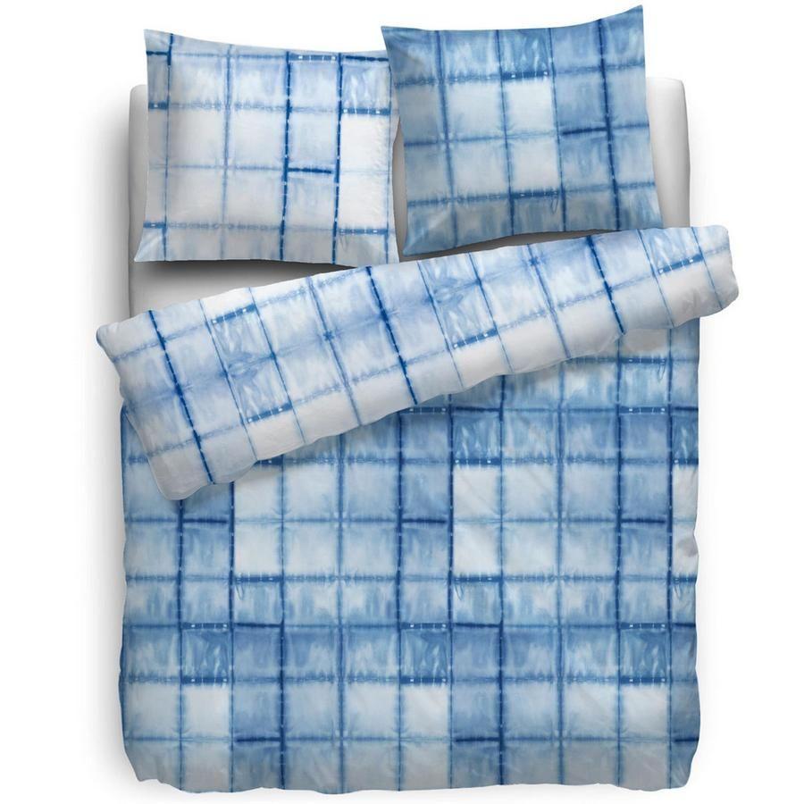 Heckettlane - Sandra blauw dekbedovertrek
