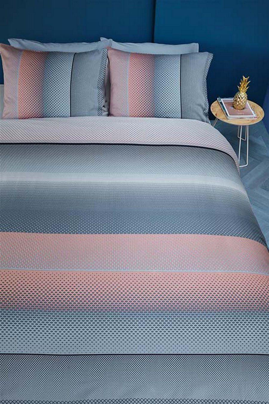 Beddinghouse - Tibbe blue dekbedovertrek