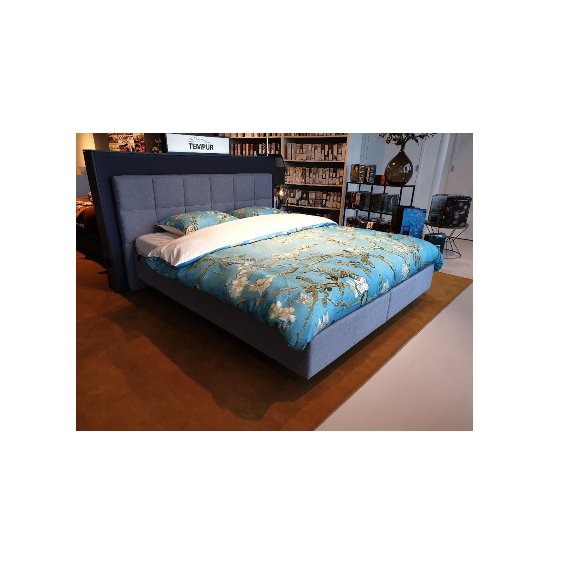 Tempur Relax bed - Showroommodel