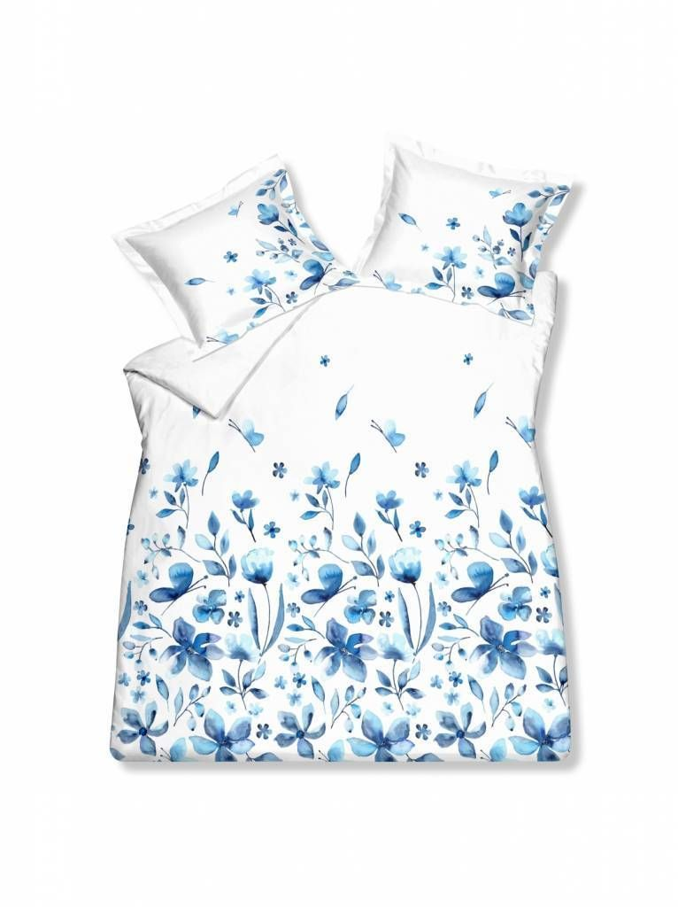 Vandyck - Opulent china blue dekbedovertrek