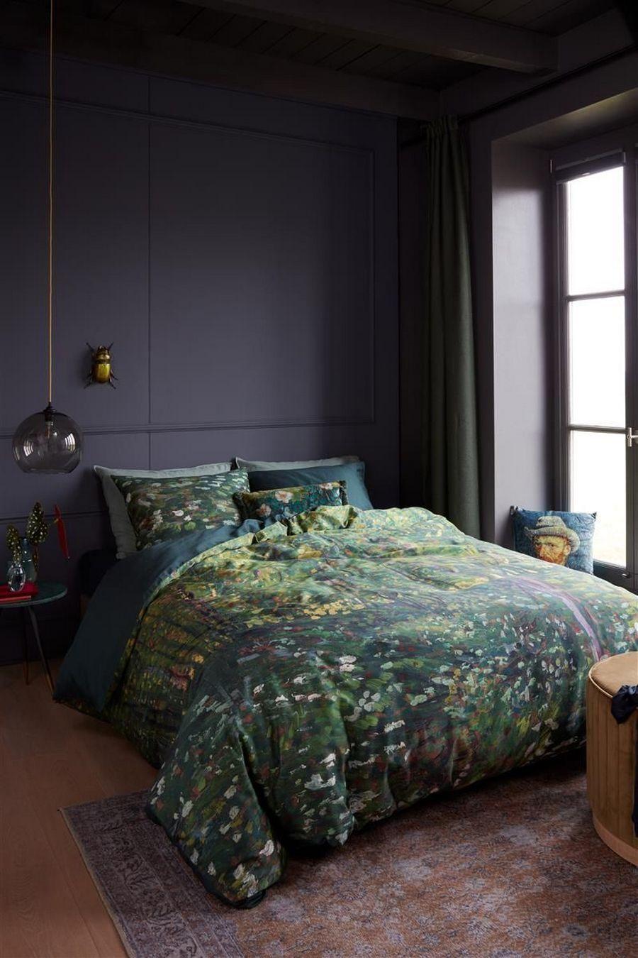 Beddinghouse x van Gogh Museum - Trees Green