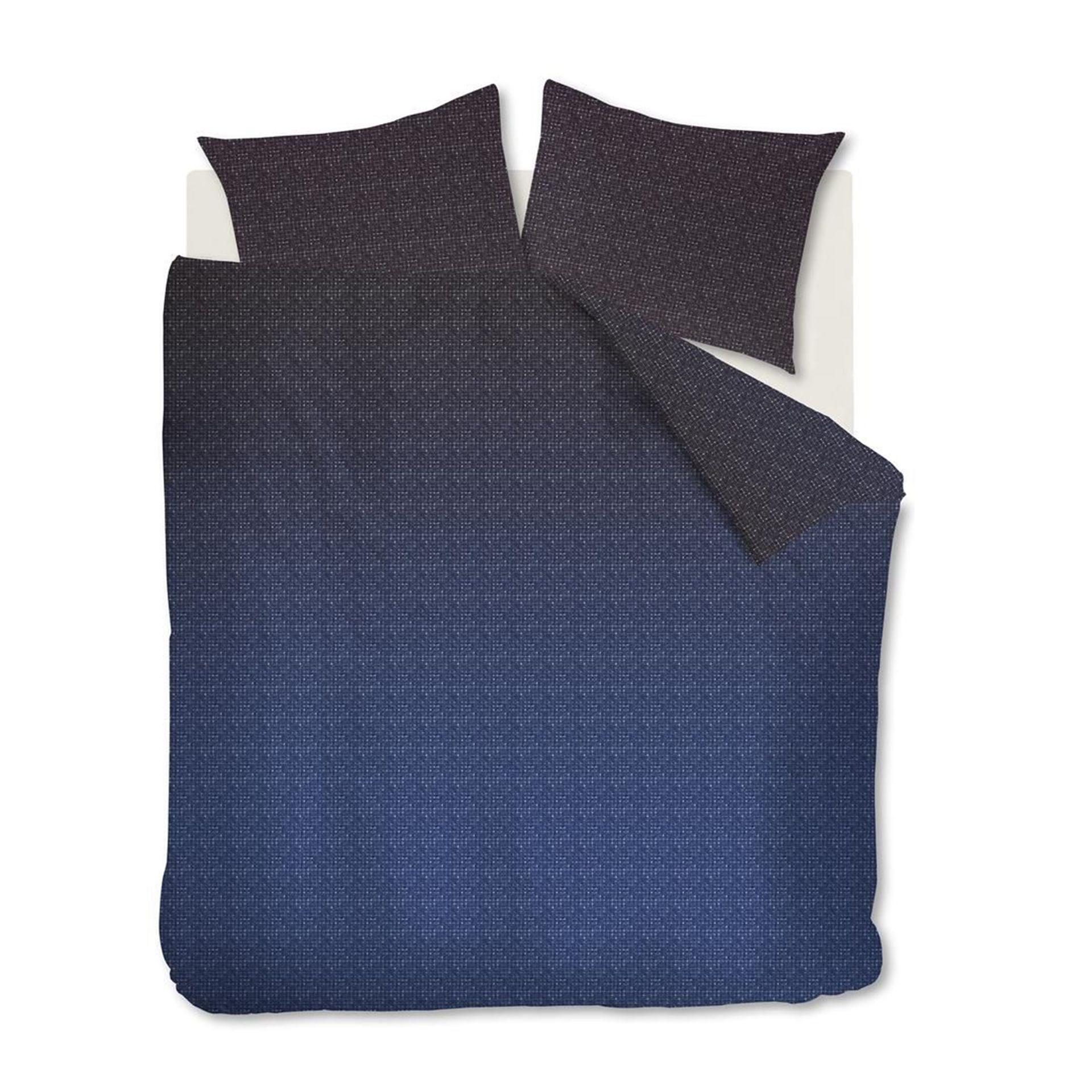 Auping - Indigio blue dekbedovertrek