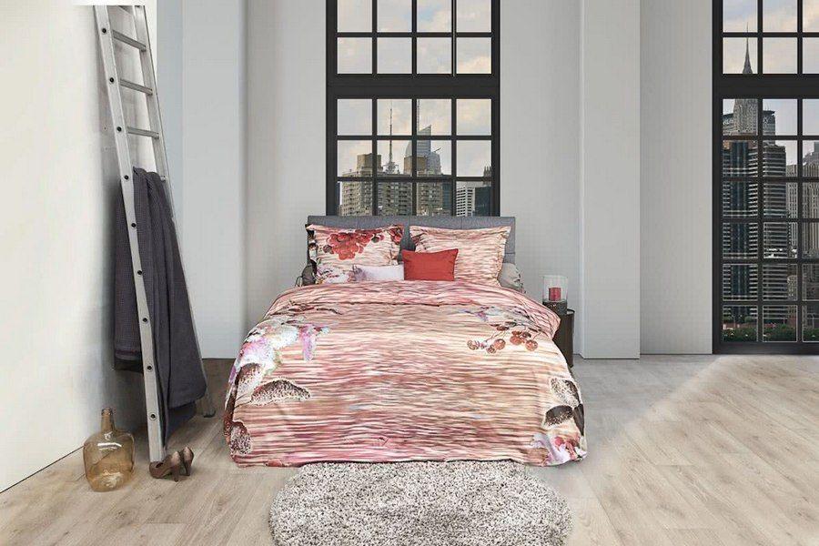 Heckettlane - Roxy roze dekbedovertrek