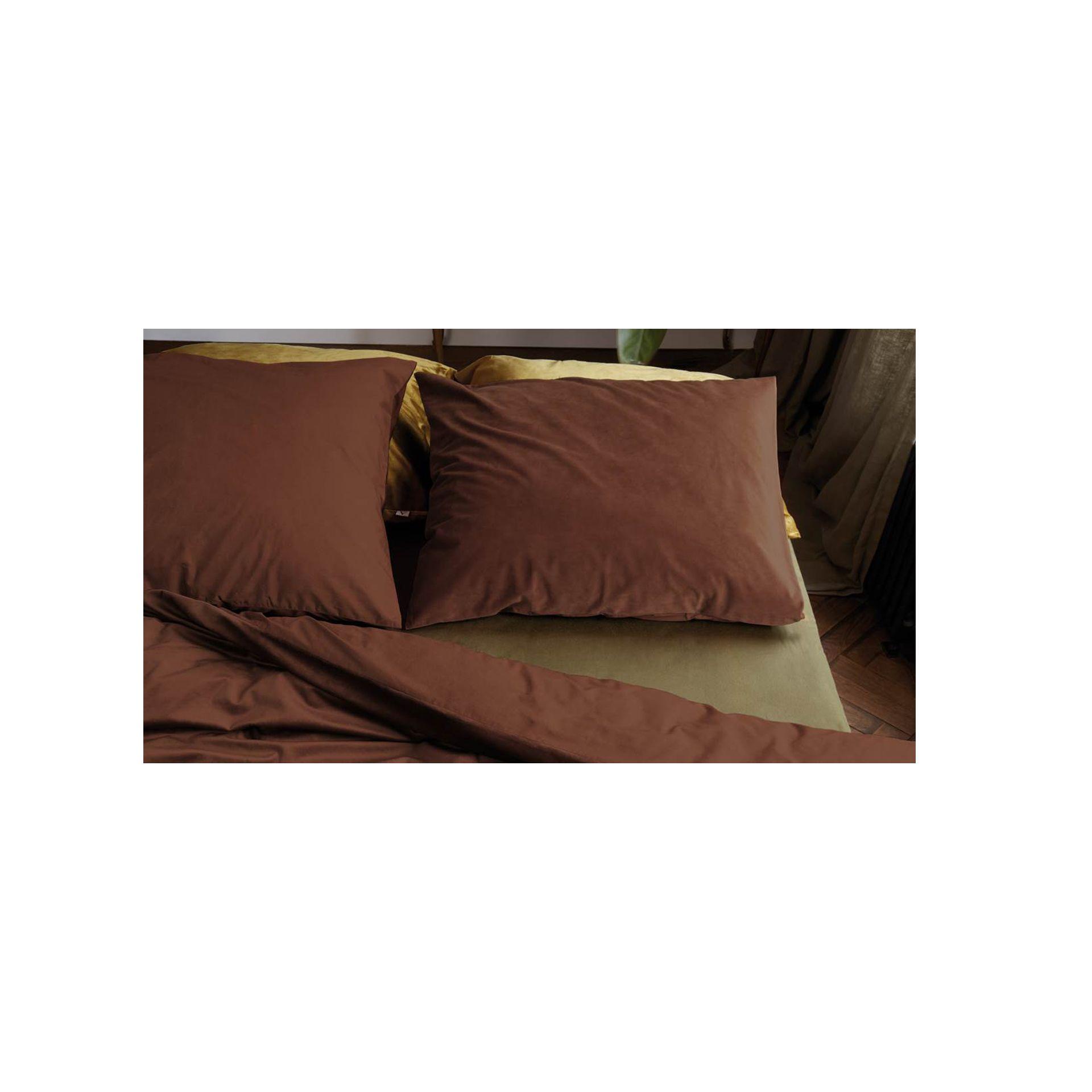 Beddinghouse - Tender Brown dekbedovertrek