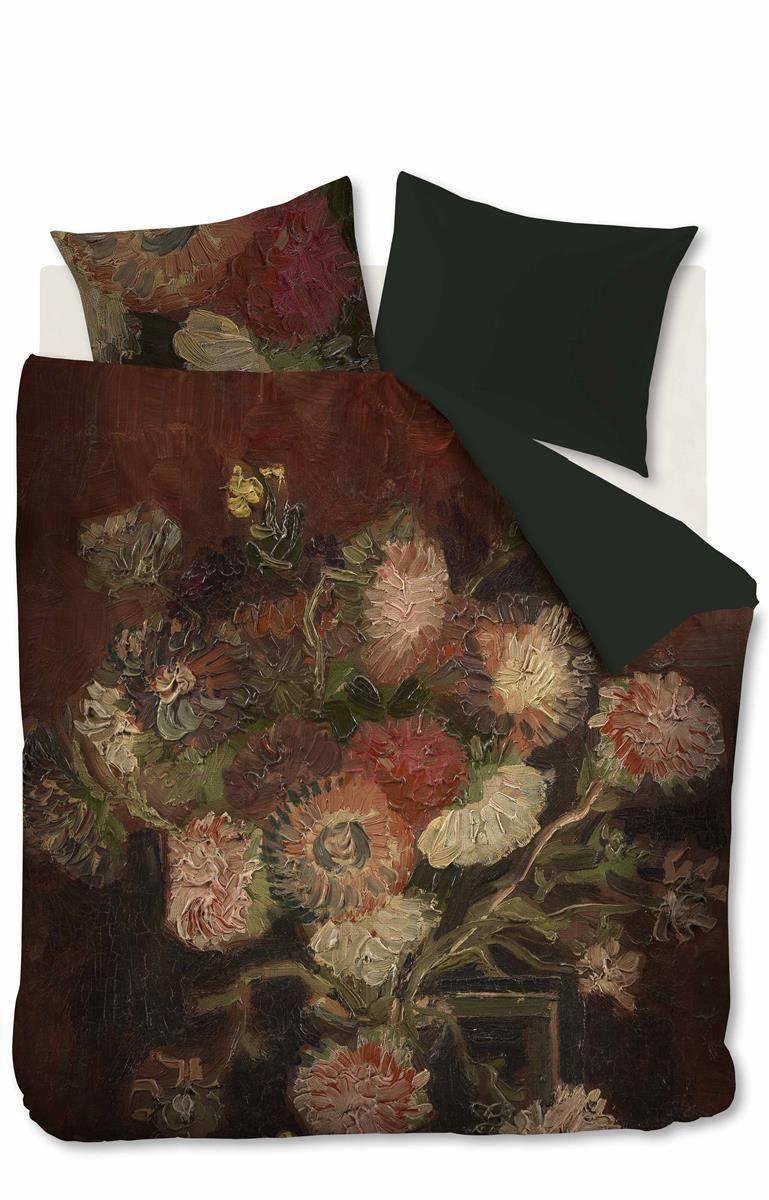 Beddinghouse x Van Gogh Museum Gladioli - Red