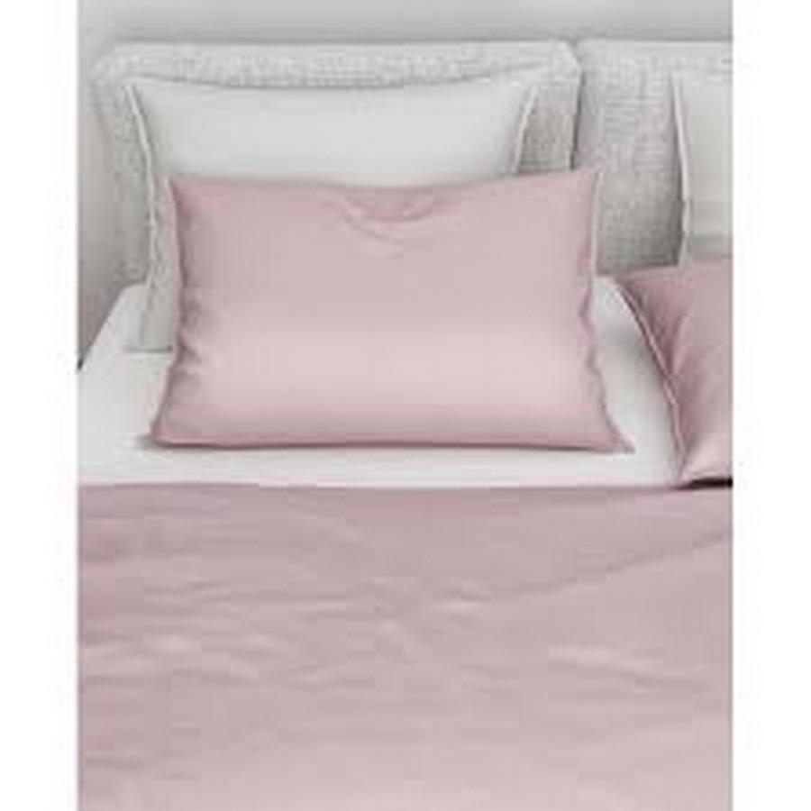 Zo!Home - Satinado shady pink Dekbedovertrek