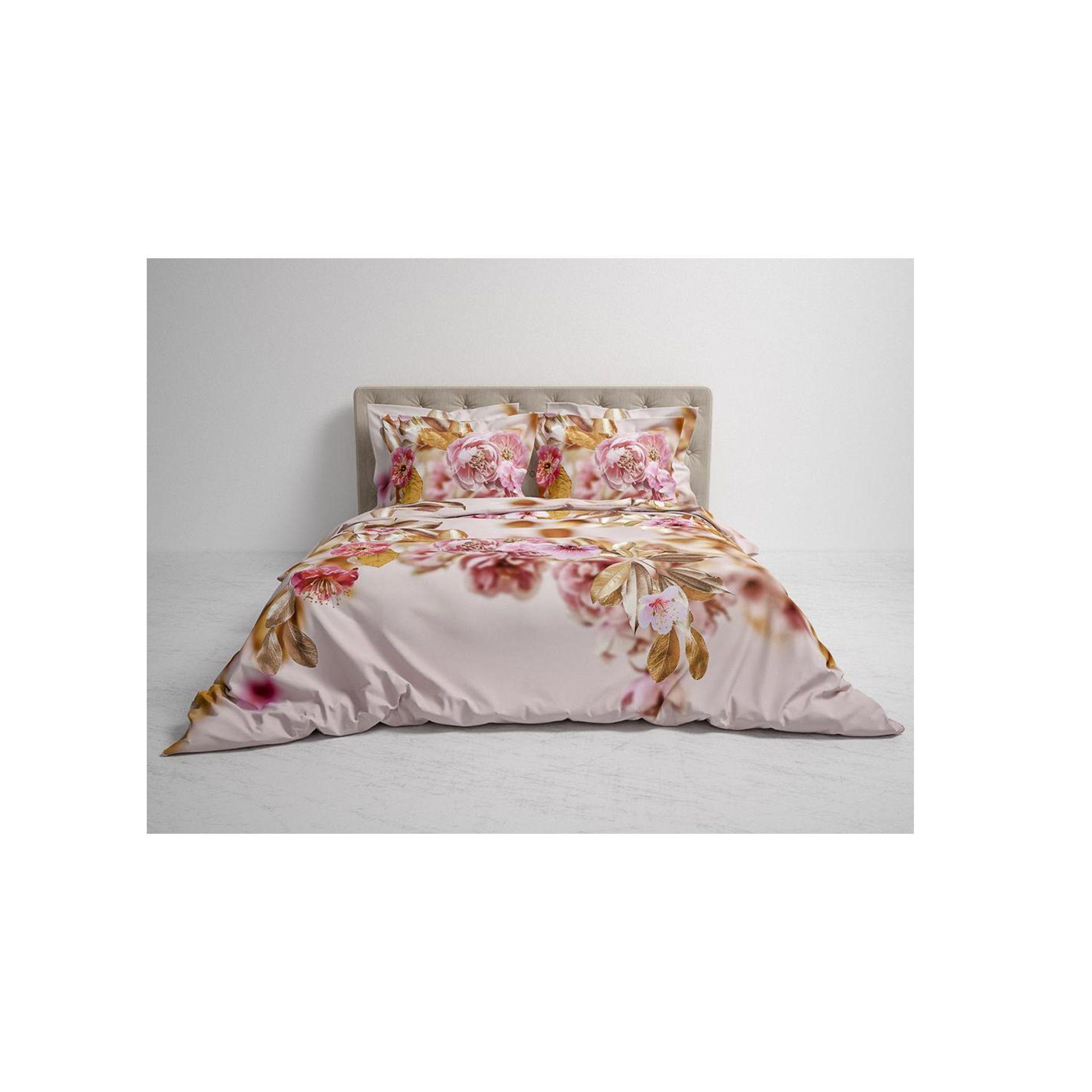 Heckettlane - Rosie prism pink Dekbedovertrek