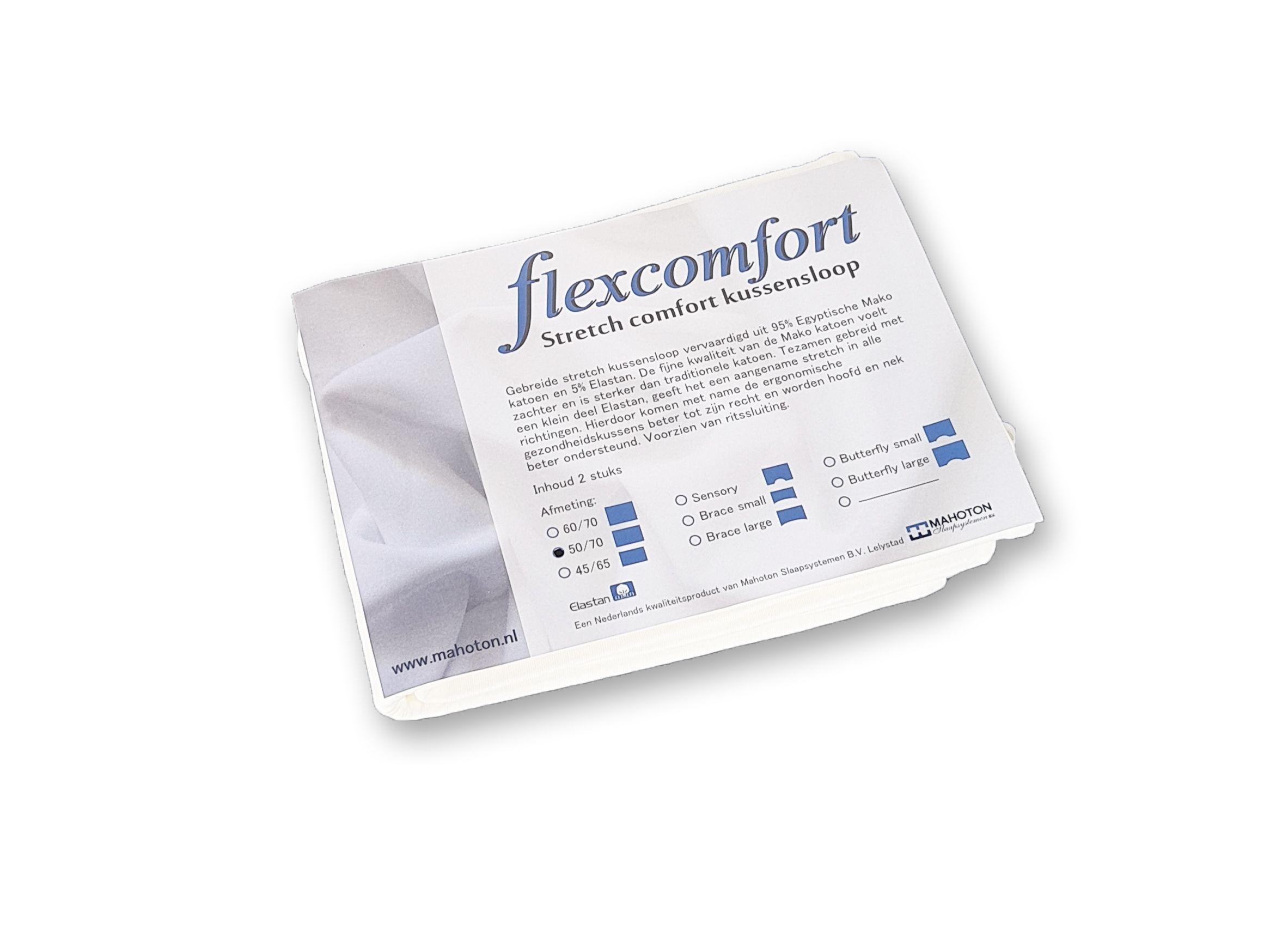 Mahoton Butterfly Kussensloop Flexcomfort  set