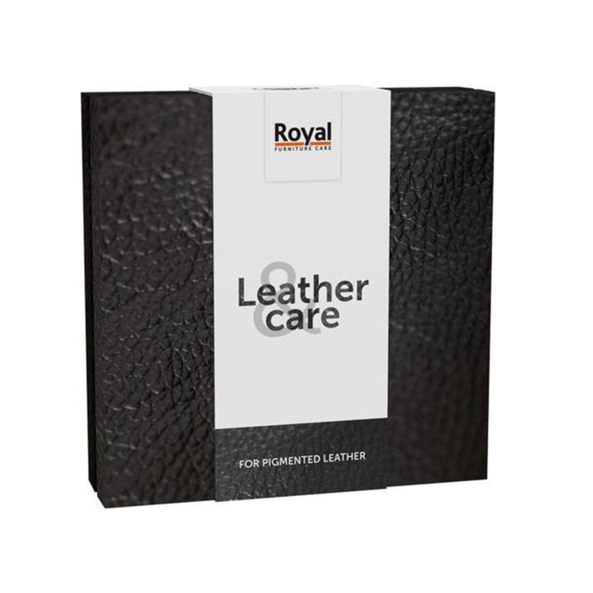Premium Leather Care Kit - Care & Protect