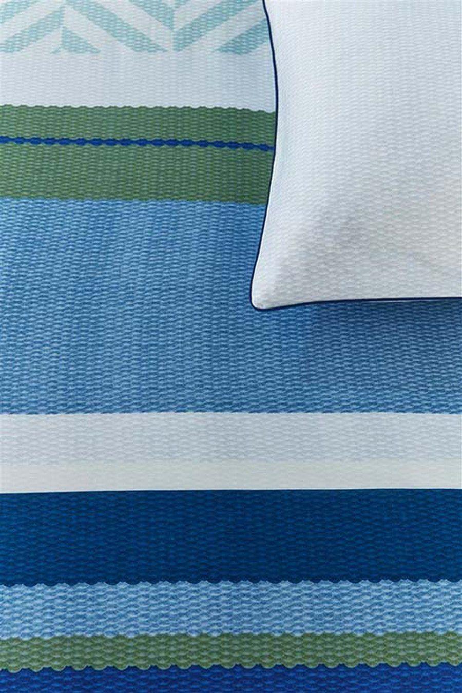 Oilily - Parachute blue dekbedovertrek