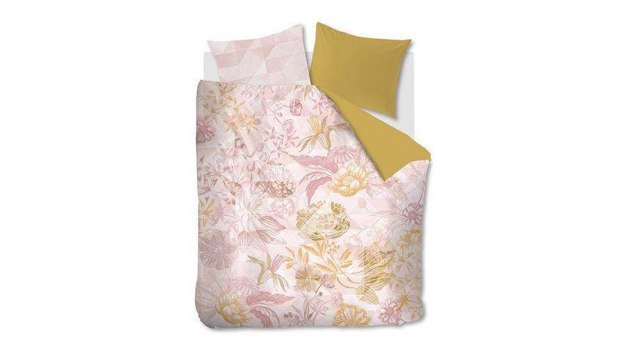 Oilily - Geometric Garden Pink dekbedovertrek