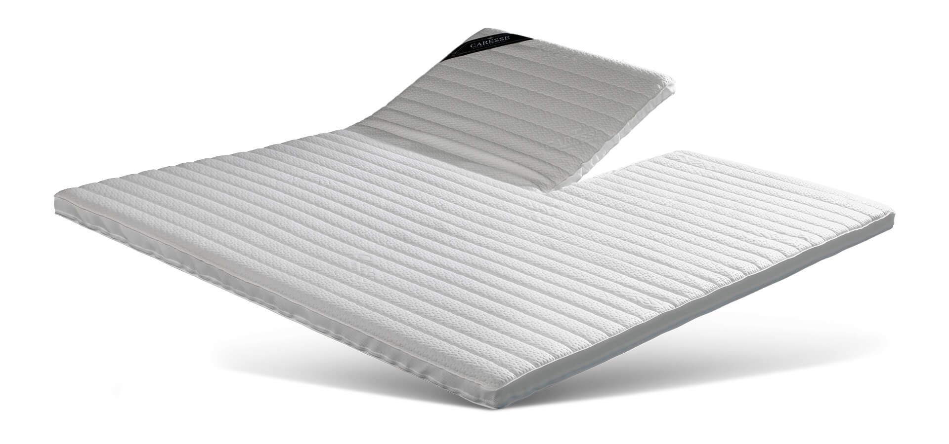 Caresse Splittopper - Comfortschuim 6cm - 520