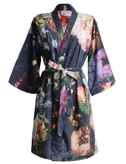 Essenza Fleur - Kimono - Nightblue