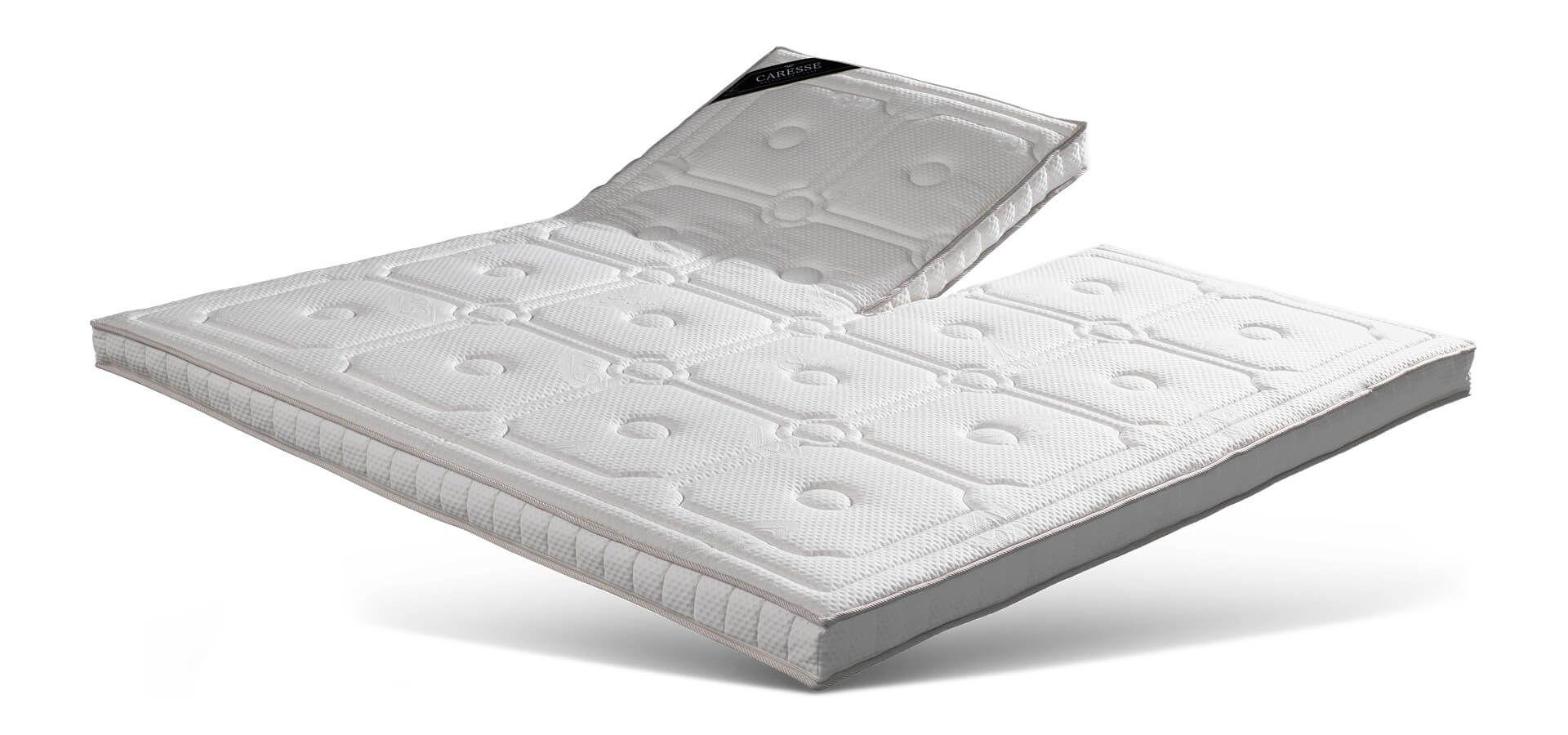 Caresse Topper - Pocket Comfort 13cm - 885