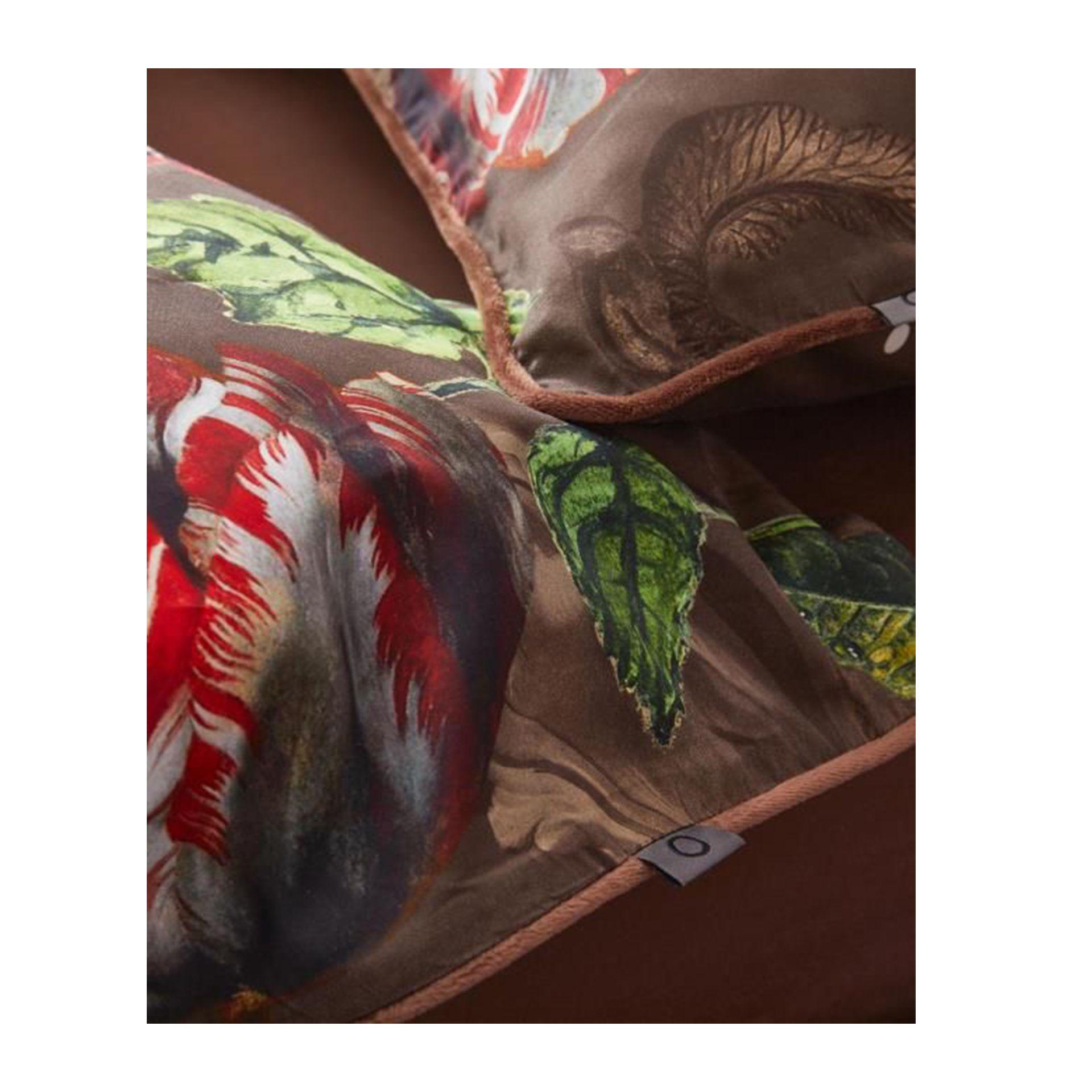Essenza Giselle - Dekbedovertrek - Chocolate