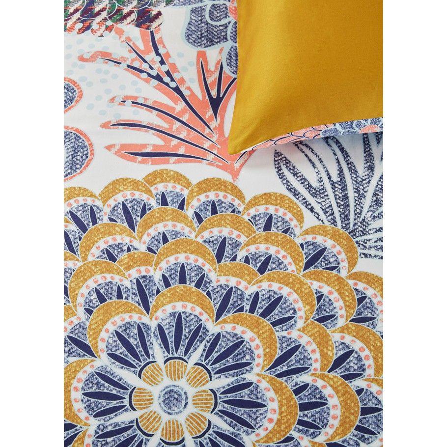 Oilily - Layered Bloom multi dekbedovertrek