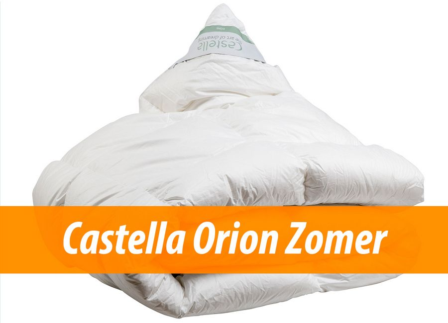 Castella Orion Zomer Dekbed Dons