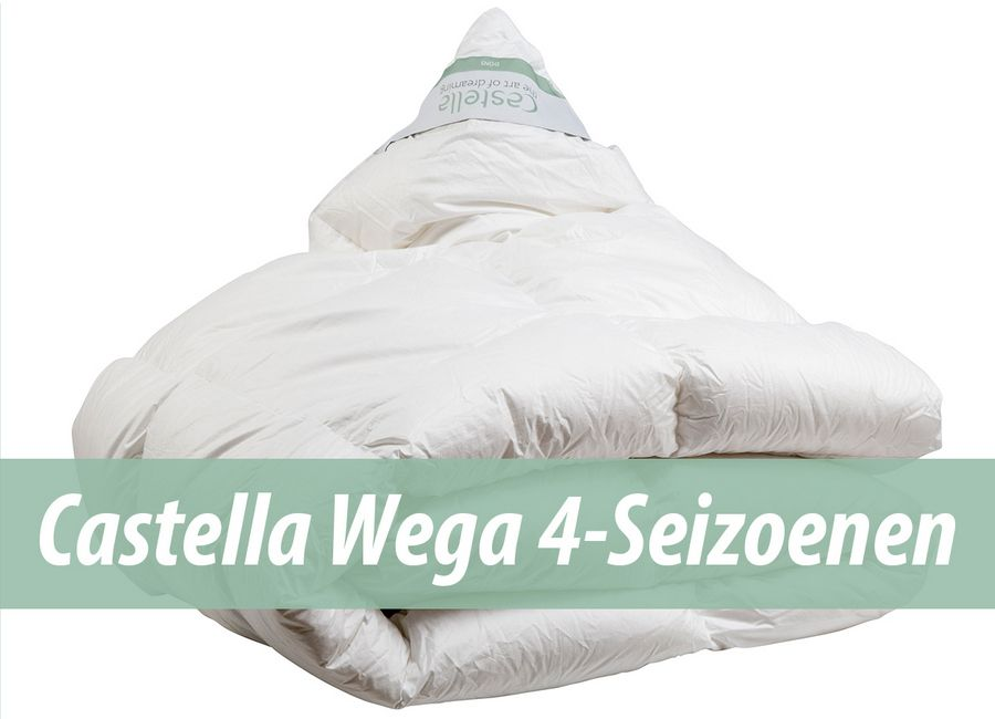 Castella Wega 4-seizoenen Dekbed Dons