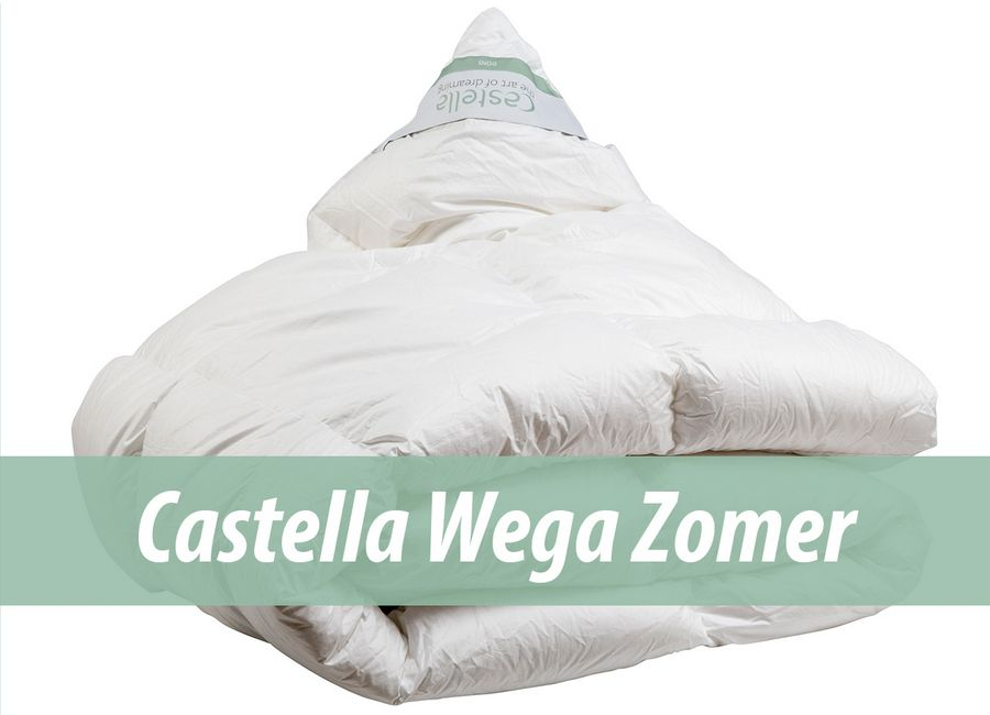 Castella Wega Zomer Dekbed Dons